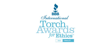 Torch Awards White